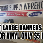 banners copy
